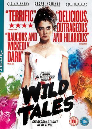 Wild Tales Online DVD Rental