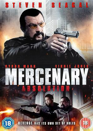 Rent Mercenary: Absolution Online DVD Rental