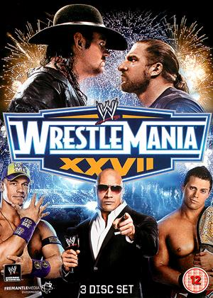 WWE: WrestleMania 27 Online DVD Rental
