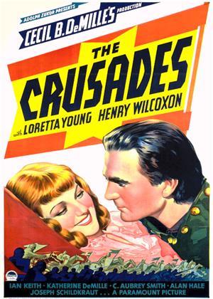 Rent Crusades (aka The Crusades) Online DVD Rental