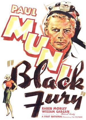 Rent Black Fury Online DVD Rental