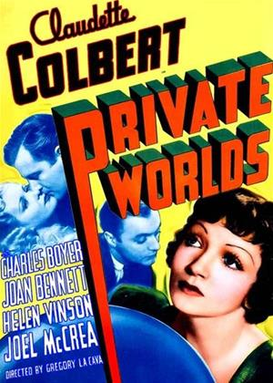 Private Worlds Online DVD Rental