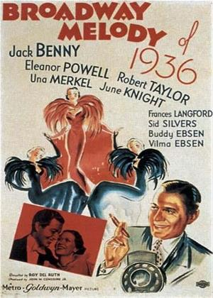 Broadway Melody of 1936 Online DVD Rental