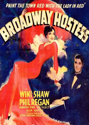Broadway Hostess Online DVD Rental