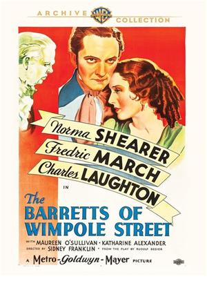 The Barretts of Wimpole Street Online DVD Rental