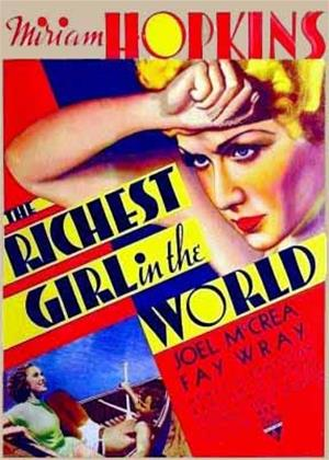 The Richest Girl in the World Online DVD Rental