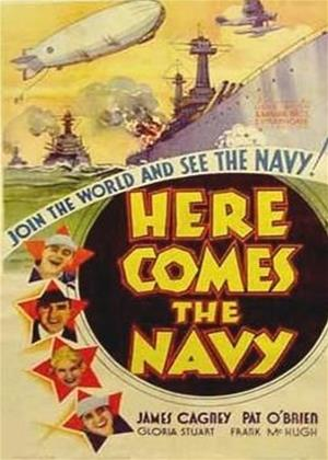 Here Comes the Navy Online DVD Rental