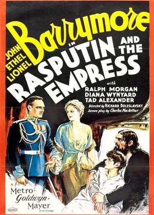 Rasputin and the Empress Online DVD Rental