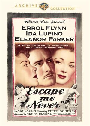 Rent Escape Me Never Online DVD Rental