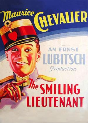 Rent The Smiling Lieutenant Online DVD Rental