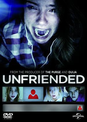 Unfriended Online DVD Rental