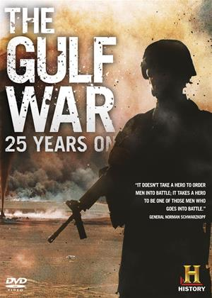 The Gulf War: 25 Years On Online DVD Rental