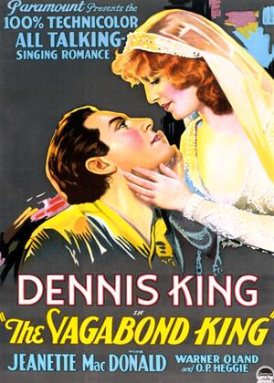 Rent The Vagabond King Online DVD Rental