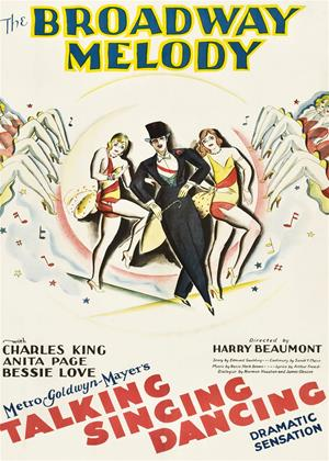 The Broadway Melody Online DVD Rental