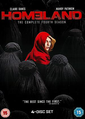 Homeland: Series 4 Online DVD Rental