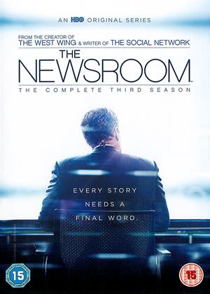 Rent The Newsroom: Series 3 Online DVD Rental