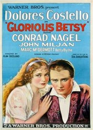 Glorious Betsy Online DVD Rental