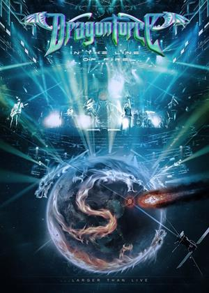 Rent Dragonforce: In the Line of Fire Online DVD Rental
