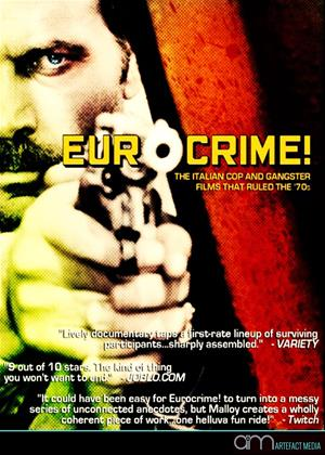 Eurocrime! the Italian Cop and Gangster Films That Ruled the '70s Online DVD Rental