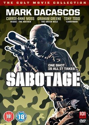 Sabotage Online DVD Rental