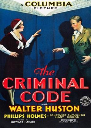 The Criminal Code Online DVD Rental