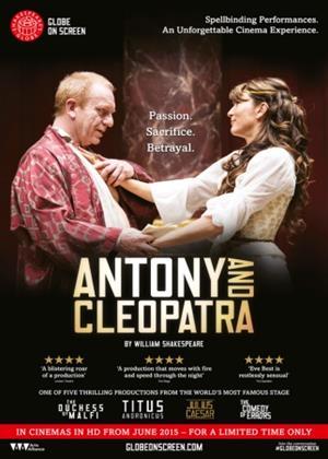 Rent Antony and Cleopatra: Shakespeare's Globe Online DVD Rental