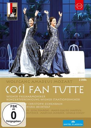 Rent Cosi Fan Tutte: Salzburg Festival (Eschenbach) Online DVD Rental