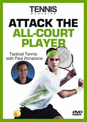 Attack the All-Court Player Online DVD Rental