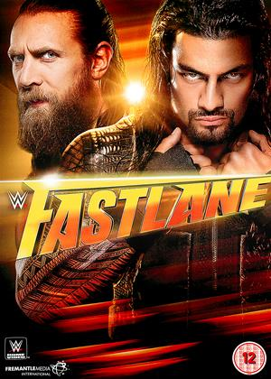 WWE: Fast Lane Online DVD Rental
