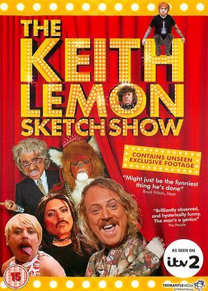 Rent The Keith Lemon Sketch Show Online DVD Rental