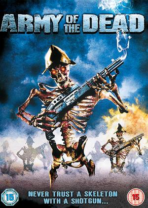 Army of the Dead Online DVD Rental