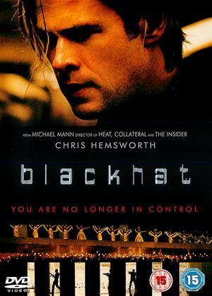 Blackhat Online DVD Rental
