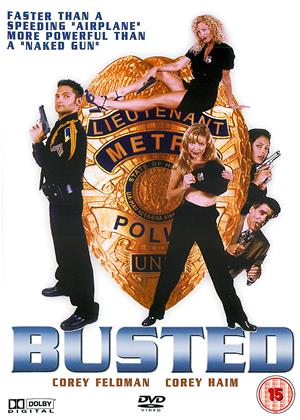 Rent Busted Online DVD Rental