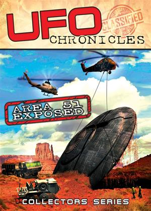 UFO Chronicles: Area 51 Exposed Online DVD Rental