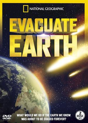 National Geographic: Evacuate Earth Online DVD Rental