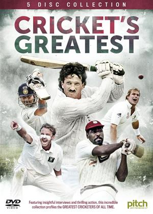 Cricket's Greatest Online DVD Rental