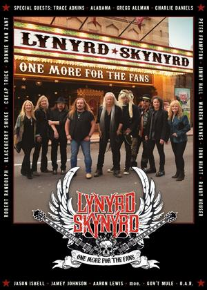 Rent Lynyrd Skynyrd: One More for the Fans Online DVD Rental