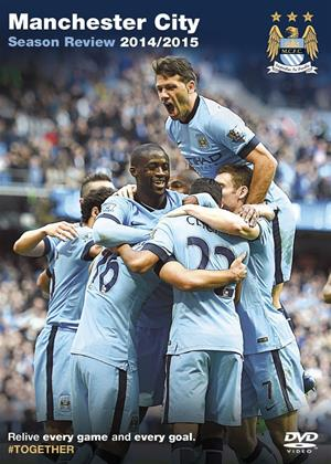 Rent Manchester City: Season Review 2014/2015 Online DVD Rental