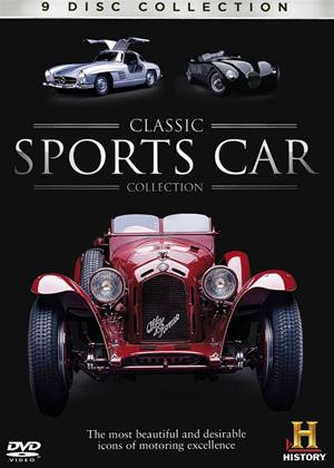 Rent Classic Sports Car Collection Online DVD Rental