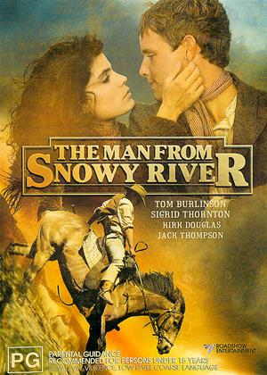 The Man from Snowy River Online DVD Rental