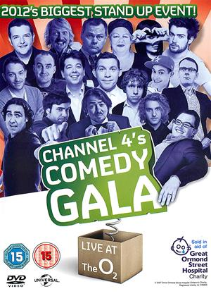 Channel 4's Comedy Gala 2012 Online DVD Rental