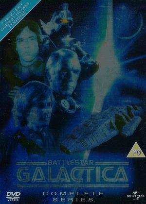 Rent Battlestar Galactica: The Complete Original Series Online DVD Rental