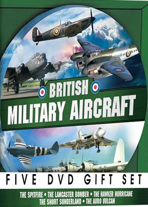Rent British Military Aircraft Online DVD Rental