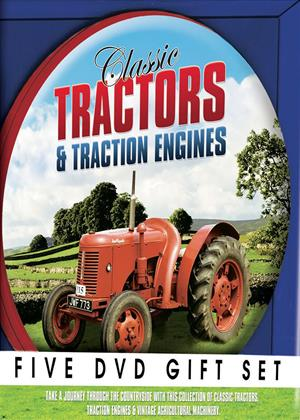 Rent Classic Tractors and Traction Engines Online DVD Rental