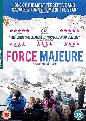Rent Force Majeure (aka Turist) Online DVD Rental
