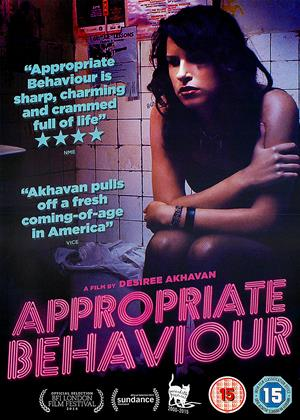 Appropriate Behaviour Online DVD Rental
