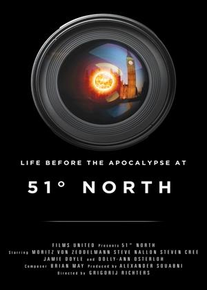 51 Degrees North Online DVD Rental