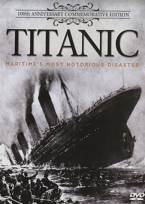 Titanic: Maritime's Most Notorious Disaster Online DVD Rental