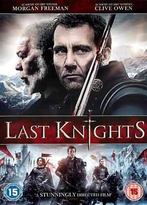 Last Knights Online DVD Rental