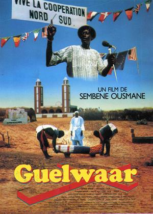 Guelwaar Online DVD Rental